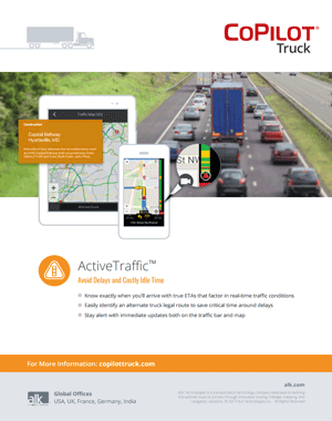 CoPilot Truck ActiveTraffic PDF